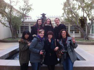 學生Ivy: 2012寒假舊金山遊學去~~~(布蘭登學院語言學校分享)