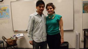 Emma學生Ocean : 我在波士頓NESE上課的日子
