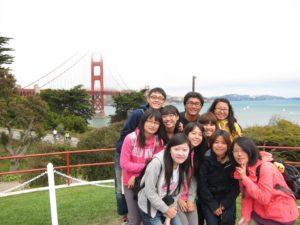 Emma學生Crystal Chen–美國暑假歷險記,舊金山Intrax語言學校, LA大冒險 (下集)