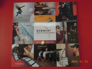 Rennert (雷納國際語言學校): 一共兩個校區(NY, Miami),超少華人,10人以下小班教學,另提供豐富額外免費課程,和最具特色的藝術英語課程(攝影、跳舞、烹飪等課程)