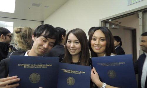 Emma學生-Bella加州大學爾灣分校(University of California-Irvine)商業證書課程(UCI extension ACP-Marketing)上課心得