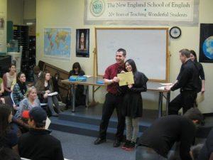 Emma學生Rita: 勇闖美國,波士頓遊學NESE趴趴走,學英文心得