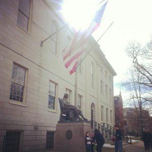 Emma學生: Agnes波士頓遊學 Embassy 體驗感想[語言學校Embassy
