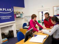 (國際連鎖語校) Kaplan: 美國 加拿大 英國 愛爾蘭都有校區,地點選擇多,開課時間彈性,交通非常方便,以TOEFL考試課程聞名,多個校區附設在校園內