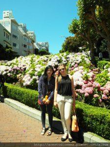 Emma學生Megan心得: 語言學校EC 舊金山遊學心得,謝謝我的遊學代辦Emma,讓我結交歐洲朋友體驗舊金山之美~