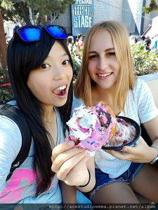 Emma代辦生Shao-Jung遊學心得: 享受陽光沙灘比基尼的海灘生活,超棒的LA遊學體驗 (語言學校EC洛杉磯)
