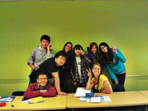 Emma代辦生 Jacob Liang: 2015暑假慢活遊學舊金山 (語言學校Stafford House舊金山, 前身為Intrax)