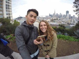 Emma代辦生Jimmy遊學心得: 上班族男生遊學舊金山, 聖地牙哥兩地,豐富的九個月美國遊學生活紀錄 (語言學校Stafford House, 前身為Intrax)