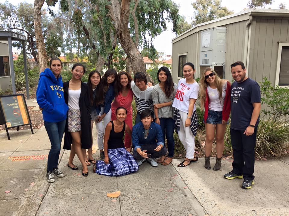Emma代辦生George遊學心得(1/3-10/7/2015)- Go, San Diego -聖地牙哥(UCSD附設語言中心)