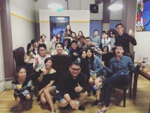 Emma學生Grace Chen遊學心得: 結婚前舊金山遊學體驗,享受單身前的自由 (語言學校Stafford House舊金山)
