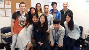 Samantha Fang舊金山遊學心得: 高三畢業的暑假,跟同學一起去舊金山遊學探險吧!! (語言學校Stafford House舊金山校區)