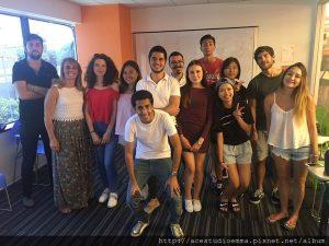 Emma代辦生Ming-Husan遊學心得: 20歲女生第一次出遠門LA遊學,練習英文學習獨立的好機會(語言學校EC洛杉磯)