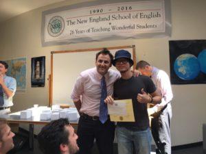 Terry美國遊學心得: 波士頓遊學推薦NESE,最適合語言進修的語言學校 [波士頓語言學校NESE]