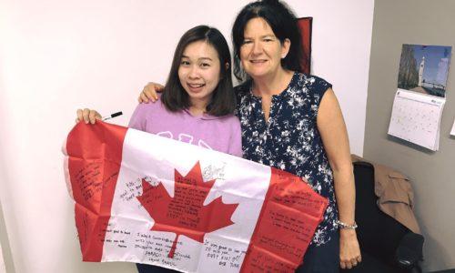 溫哥華遊學kiki心得: 加拿大溫哥華遊學分享,推薦語言學校ILSC,精彩充實的一個月生活體驗 [加拿大學校ILSC]