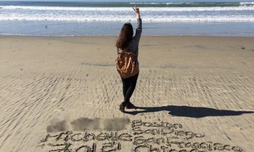 Emma遊學代辦生Michelle:一個人的美國遊學不再是夢 你也可以![語言學校Stafford House]