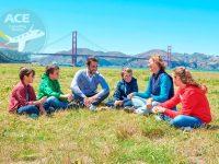舊金山暑假親子遊學 [6/23~7/28/2019, 7-15歲]