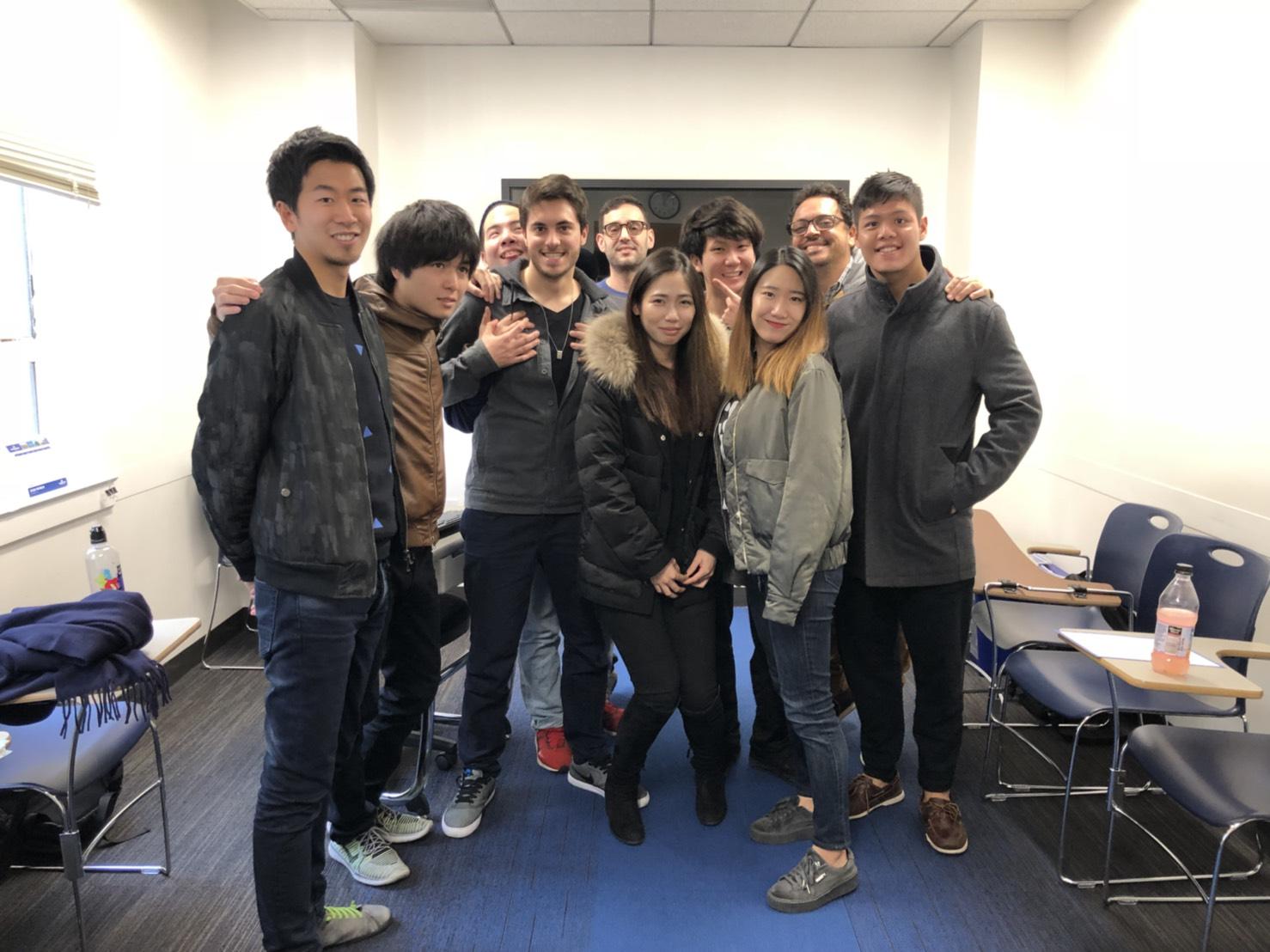 舊金山遊學,參加BMW企業實習&選修專案管理證書(Project Management)課程,增加講英文學習英文機會 by Steven [舊金山Stafford House]
