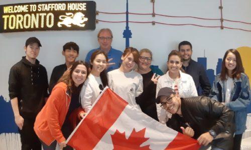 代辦推薦ACE Emma- Genie多倫多遊學心得經驗分享,加拿大開心遊學去 [語言學校Stafford house多倫多校區]