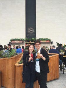 英國遊學推薦專業代辦Emma:體驗有別於台灣的上課方式,我的遊學初體驗出發去英國! by Sky(Stafford House英國倫敦)