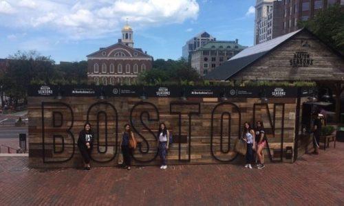 美國遊學推薦波士頓NESE,專心念書的好選擇 by Kelly [語言學校NESE]