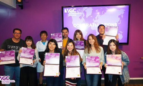 VGC International College: 最少華人之溫哥華在地語言學校