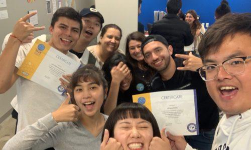 退伍軍官遊學舊金山,重新定義未來的人生旅程!By Peace「Talk English School San Francisco」