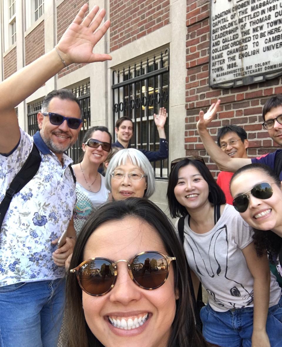 NESE波士頓遊學–上班族圓夢,為何我想出國遊學? 美國遊學體驗,圓了年輕時的夢想 by Abby Chiang