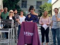 Diana洛杉磯遊學心得,Kings LA好萊塢最棒的遊學生活體驗,推薦遊學代辦AceEmma