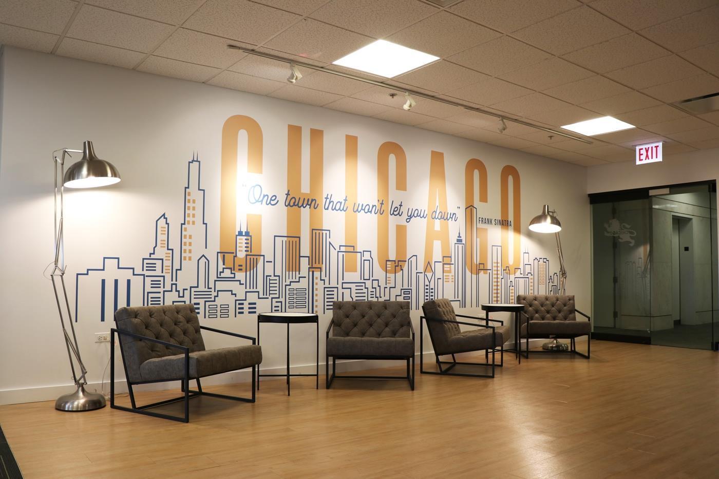 Stafford House Chicago:  全美華人最少且交通最方便的大城市-去芝加哥遊學囉~