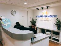 Stafford House Boston:  交通方便的大學城,企業實習商業證書課程提供