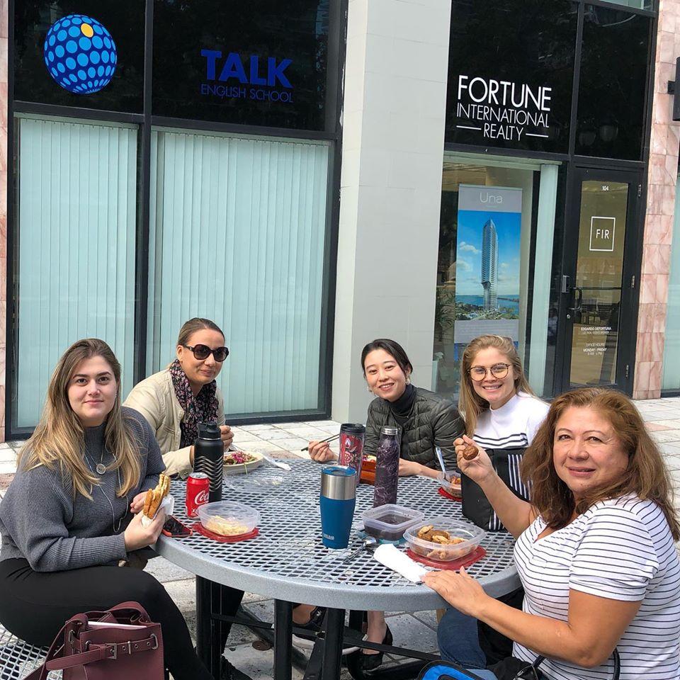 TALK English Miami: 美國渡假勝地,享受南美風情的邁阿密