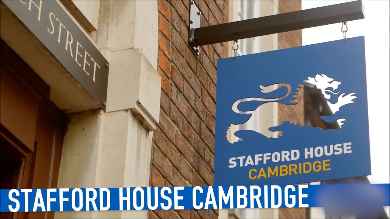 Stafford House Cambridge 劍橋校區