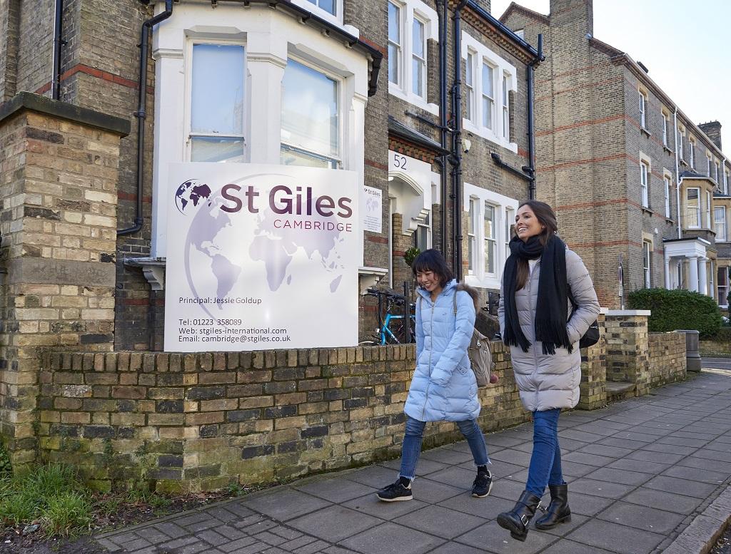 St Giles Cambridge劍橋校區: 最充滿詩意的英國遊學地點