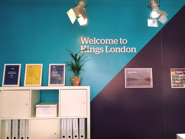Kings Education London 倫敦校區