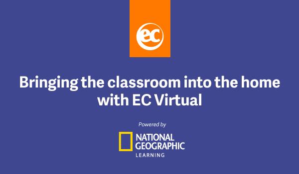線上英文課程 EC Virtual