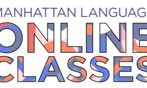 Manhattan Language曼哈頓語言學校 線上英文課程on-line course
